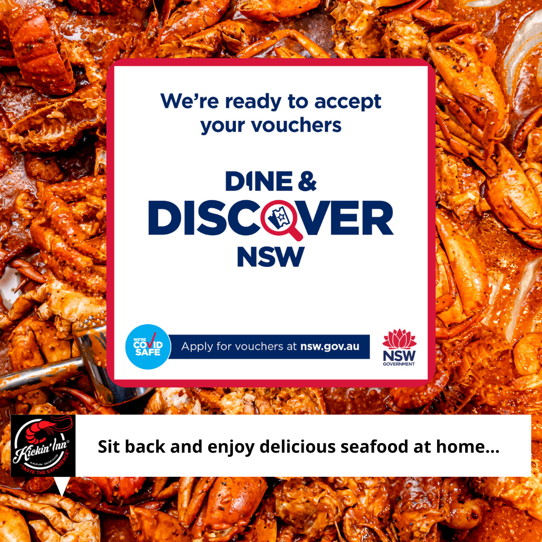NSW Dine & Discover Vouchers Are Now Accepted For Takeaways