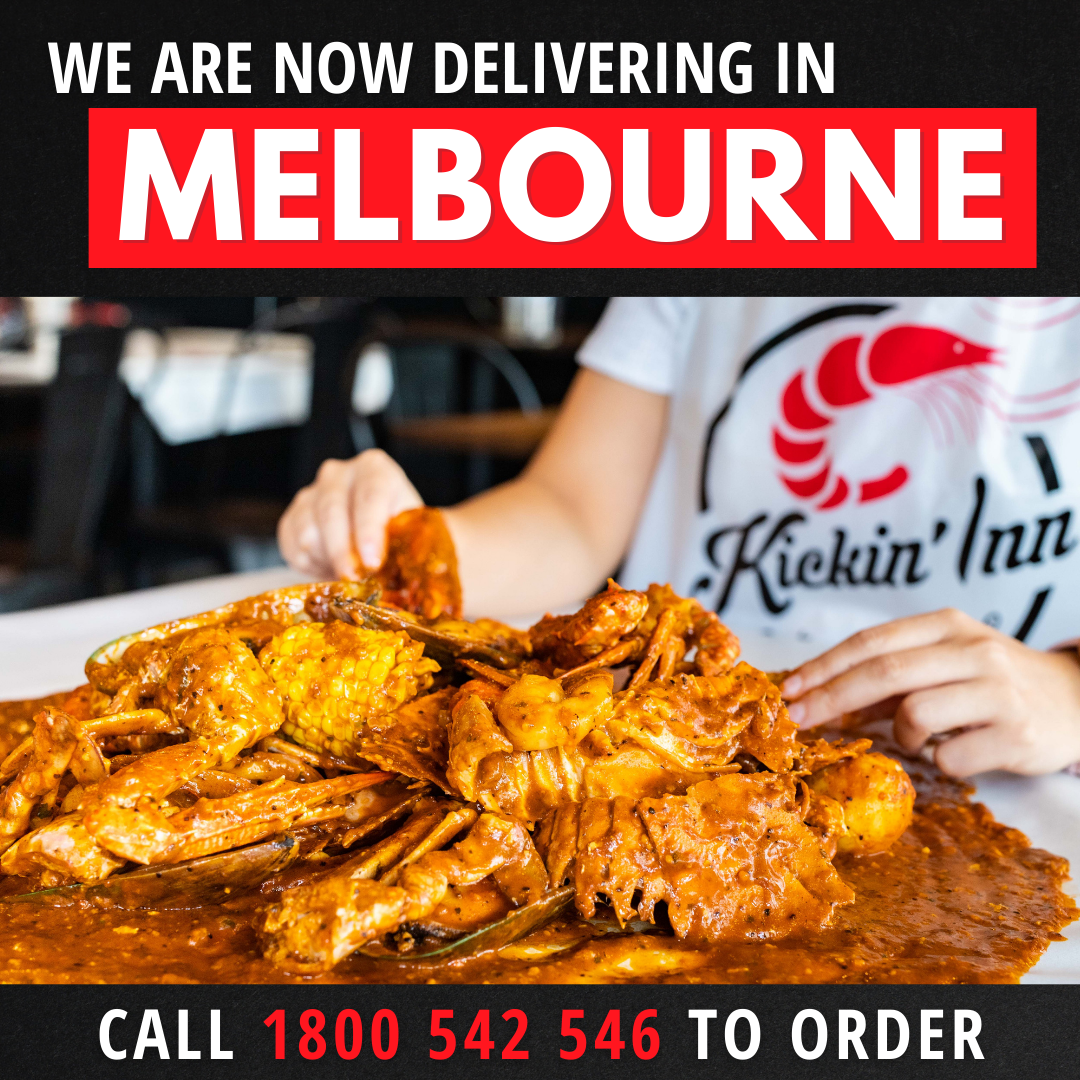 We Are Now Delivering In Melbourne!
