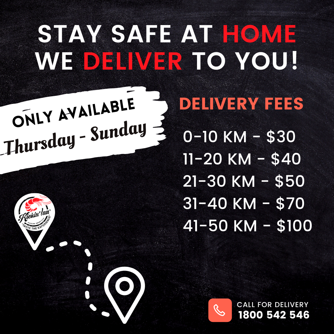 We are delivering across Sydney!