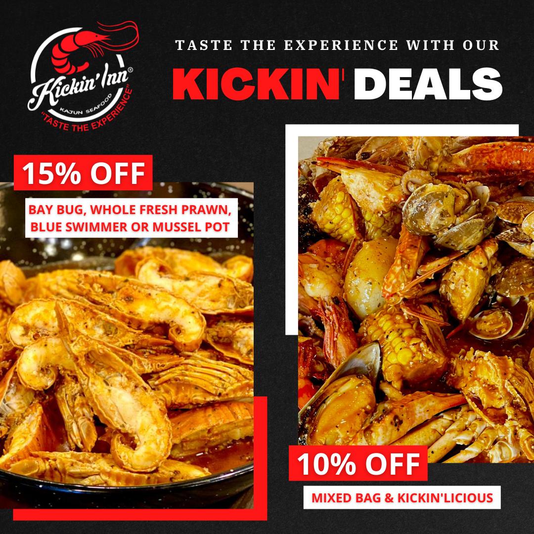 Kickin' Lockdown Deals!